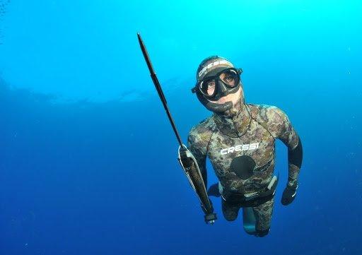 Pesca Subacquea